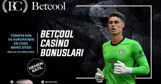 Betcool Casino Bonusları