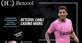 Betcool Canlı Casino Mobil