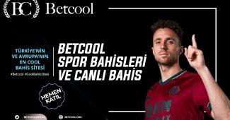 Betcool Spor Bahisleri ve Canlı Bahis