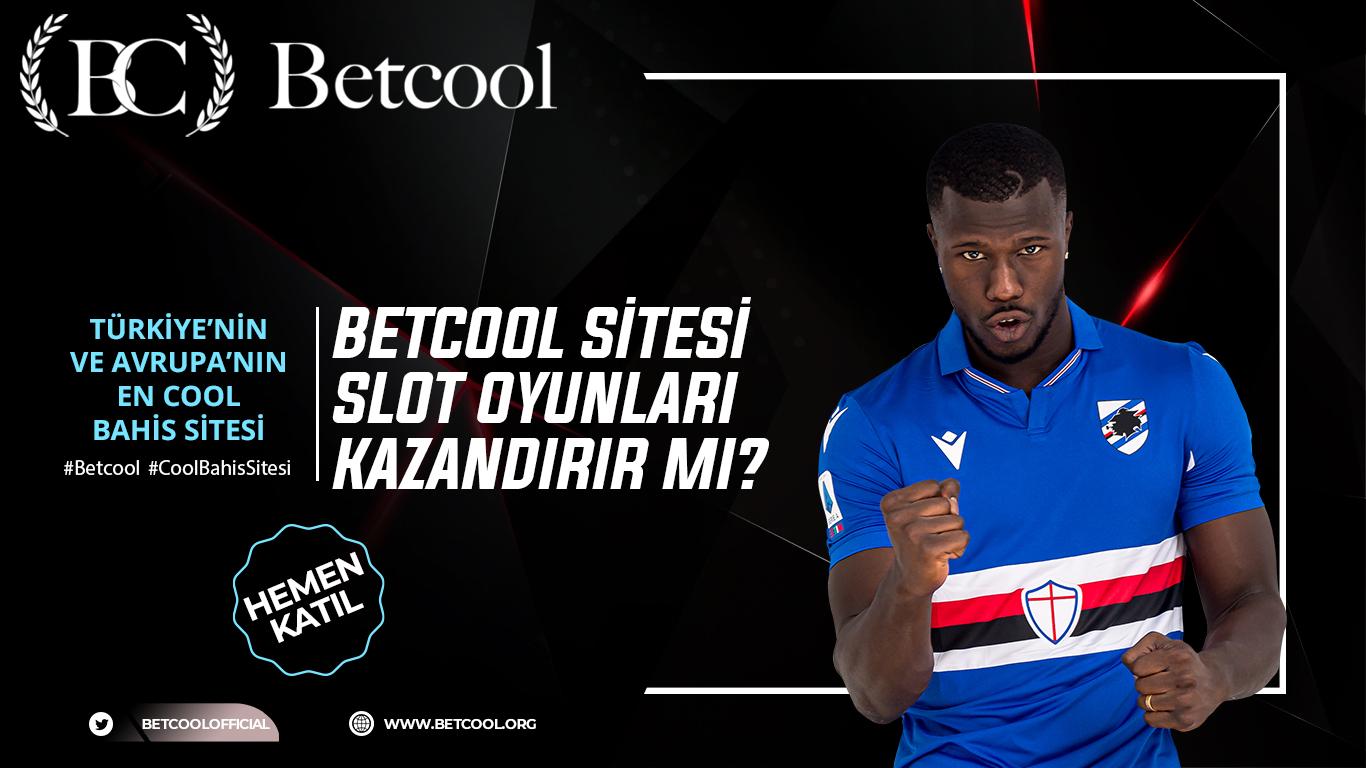 Betcool Sitesi Slot Oyunları Kazandırır Mı