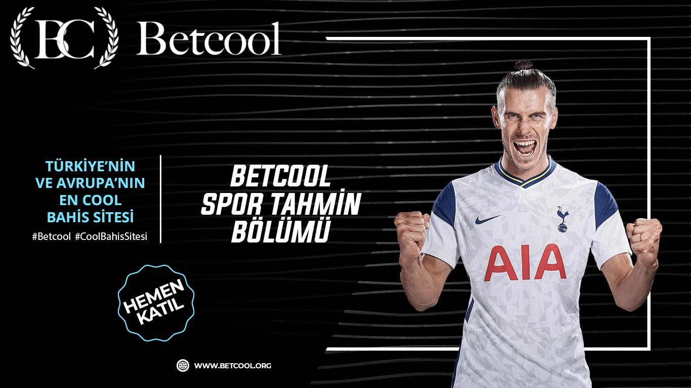 Betcool spor tahmin bölümü
